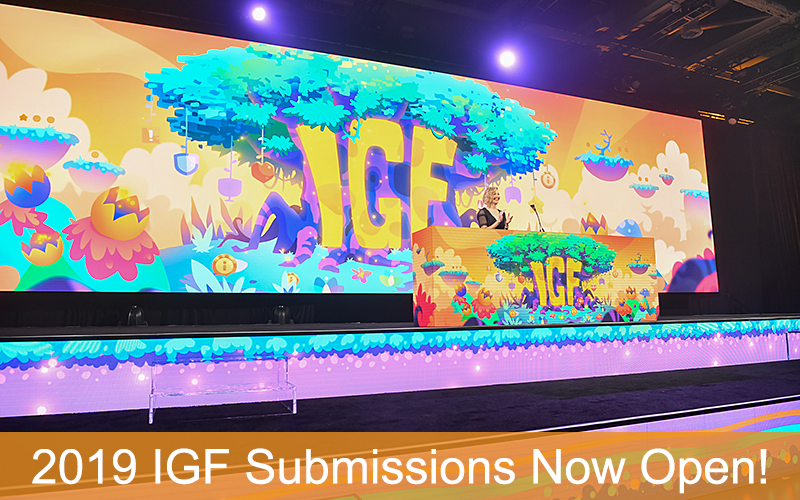 2019 IGF Submissions Open